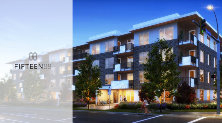 56 Unit Multifamily Proposed by Abstract on North of Hillside Mall