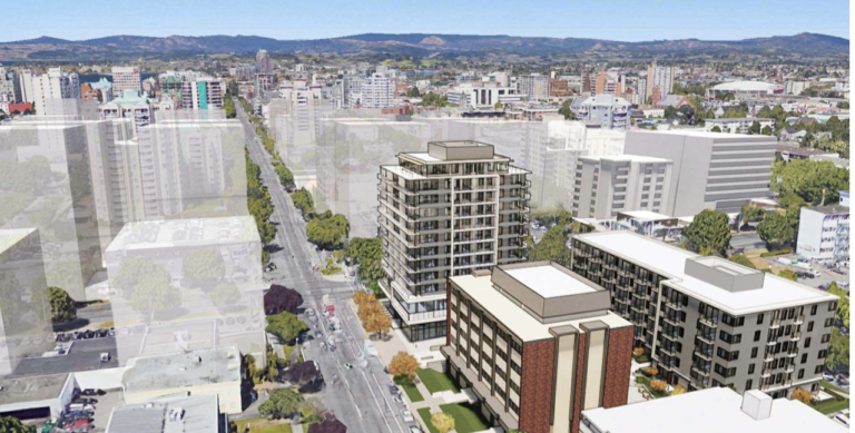 Fernwood first tower will be Chard's 10th development