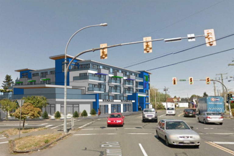 Gorge @ Tillicum – 53 unit development proposal