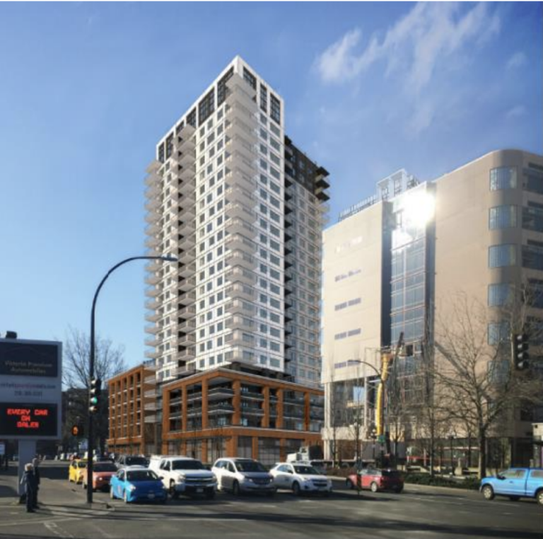 23 storey Hudson Place II residential approved by council