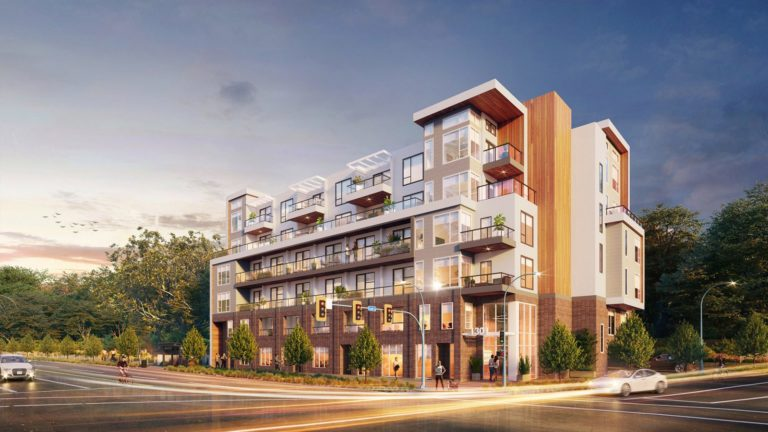Abstract gets approval for 49 units at Cook & Hillside
